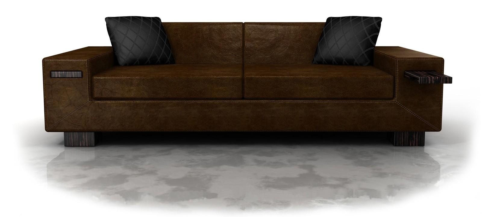 Mulliner Sofa custom modern sofa