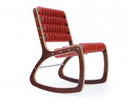 Razor Rocker - Luxury Designer Chair